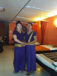 Тайские массажистки. Подбор мастеров в Таиланде !