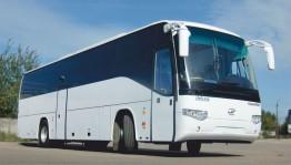 Автобусные перевозки, заказ автобусов.