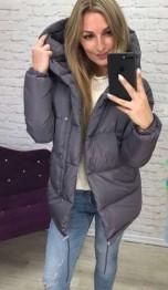 Куртка Зефирка для суровых зим