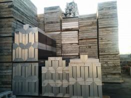 Металлическая и алюминиевая опалубка стен.