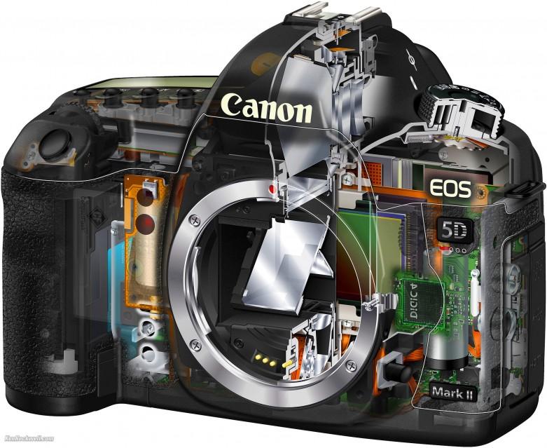 Изображение Ремонт фотоаппаратов и объективов